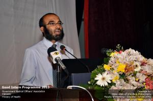 GIP Dr Haniffa