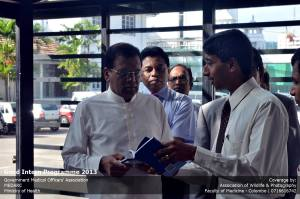 GIP book ot Minister