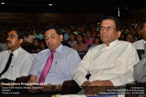 GIP minister and others