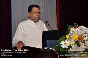 speech minister GIP